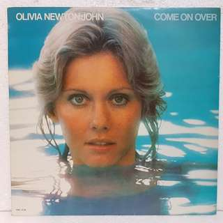 On Hold: Olivia Newton-John- Come On Over Vinyl Record