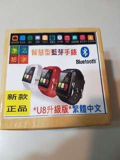 New bluetooth watch