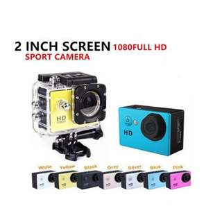 ACTION CAMERA FULL HD 1080P SPORT 30M Waterproof A7 H9R SJ4000 EKEN H8R SPORTCAM