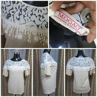 Mogao Lace Blouse