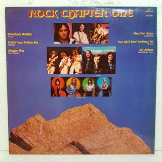 Rock Chapter One Vinyl Record
