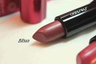 Shiseido BR503 Perfect Rouge Tender Sheer Lipstick