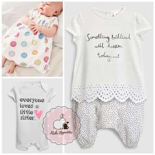 KIDS/ BABY - Dress/ Romper/ TOP/ trouser/ set