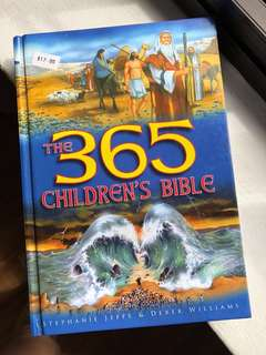 Children's Bible (hard cover)