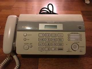 Panasonic: Fax Machine