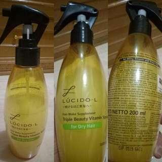 Vitamin Hair Spray
