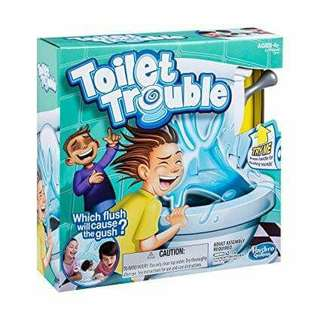 toilet trouble rs