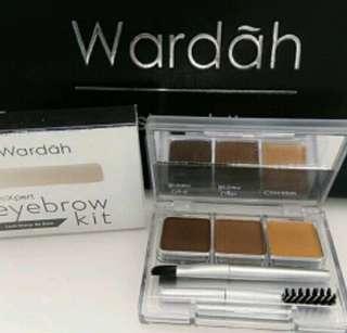 Wardah eyebrow kit