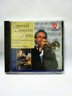 Emerald Concerto and Gems (Budapest Symphony Orchestra)