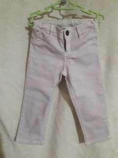 Kids pink pants