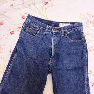 YSL vintage highwaisted mom jeans
