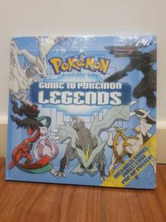 Pokemon Guide to Legends