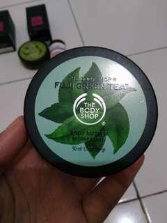 Body butter the body shop green tea