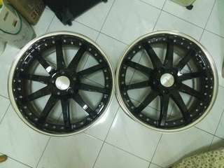 Work 2 piece 19 for accord, teana, civic, odyssey, camry