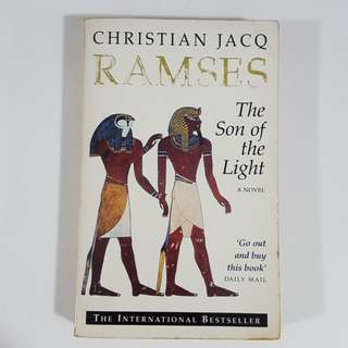 Ramses: The Son of the Light (Ramses, #1) by Christian Jacq