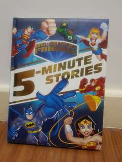 DC Super Friends 5 Minute Stories