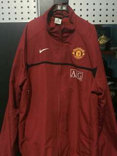 Nike Manchester United Training Top Rare #preloved