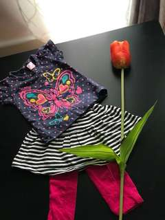 Pre❤️ Set blouse and pants