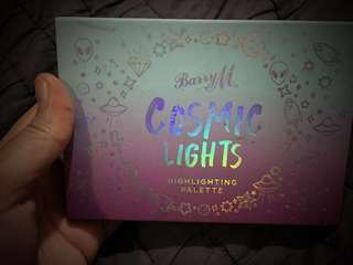 Barry M Cosmic Lights Highlighting Palette