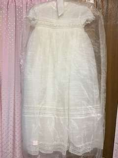 Baptismal Gown for baby girl