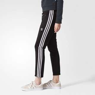 BNWT Adidas Women Originals Cigarette Pants (Black)