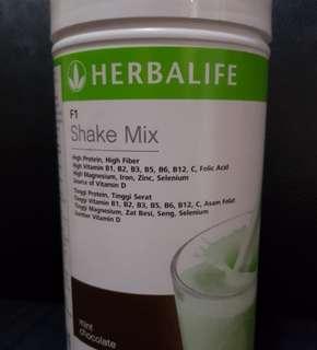Herbalife nutrional shake
