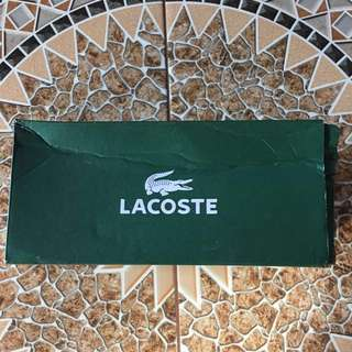 Lacoste sandal orig. from Greece