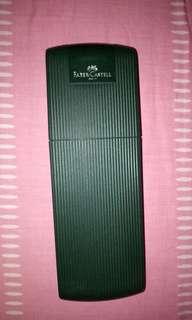 Tempat pensil Faber Castell