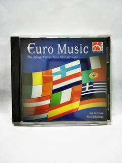 Euro Music (The Johan Willem Friso Military Band)