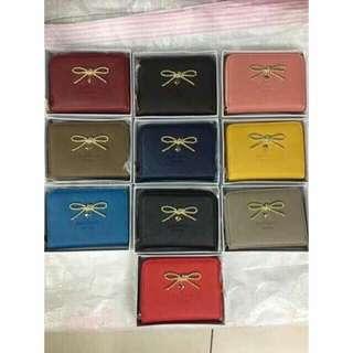 Kate Spade & anello wallets