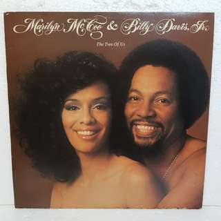 Marilyn McCoo & Billy Davis, Jr  - The Two Of Us Vinyl Record