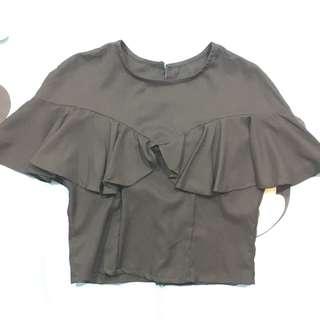 BN Ruffled blouse