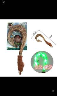 Instock maui Hook brand new with lights and songs