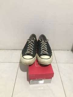 Converse Chuck Taylor 70s Low Black