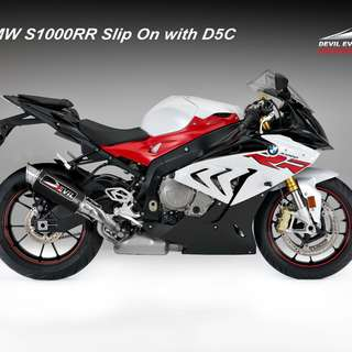 Devil Exhaust Systems Singapore BMW S1000RR 2015 - 2016 D5C ! Ready Stock ! Promo ! Do Not PM ! Kindly Call Us ! Kindly Follow Us !  Kindly Join Us As Members To Enjoy More Goodies !