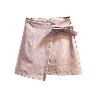韓版A line裙褲