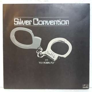 Reserved: Silver Convention - Fly, Robin, Fly Vinyl Record