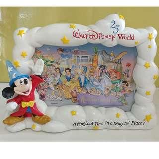 迪士尼25週年紀念相架