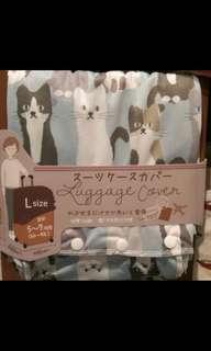 貓咪行李喼套