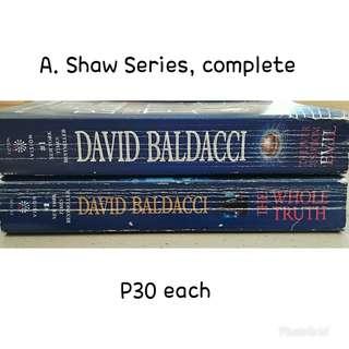 A Shaw Series by David Baldacci