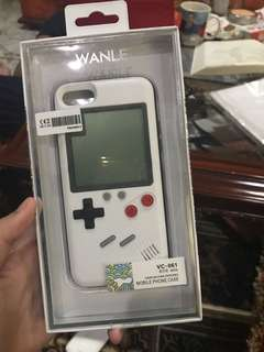 Game Boy iPhone 7/8 Casing
