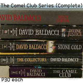 The Camel Club Series by David Baldacci