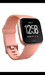 (PO) Fitbit Versa Smart Watch