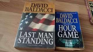 David Baldacci , Daniel Steel and others
