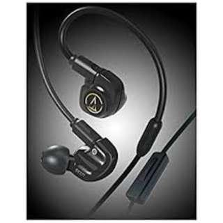 90% New Audio-Technica In-ear Headphones (ATH-BKS77)