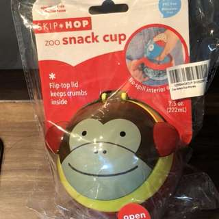 Skip hop snack cup