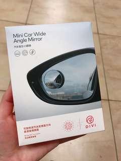 汽車盲區小圓鏡2塊