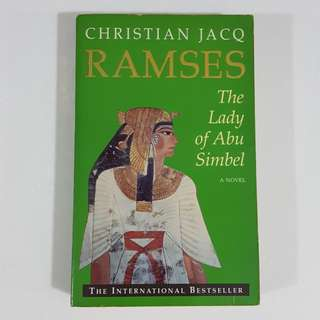Ramses: The Lady of Abu Simbel (Ramses, #4) by Christian Jacq