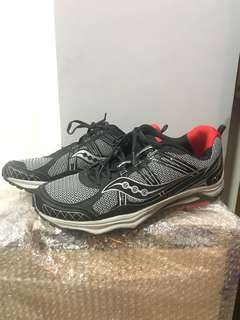 Used Saucony Outdoor/ Running Shoes Size 11