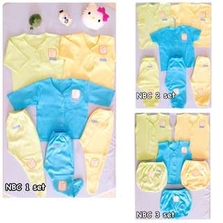 👍🏻instock - Newborn Baby Clothes Set - Jingle Brand- Colors, Casual, baby Sleepsuit, baby Pyjamas, Sleepwear